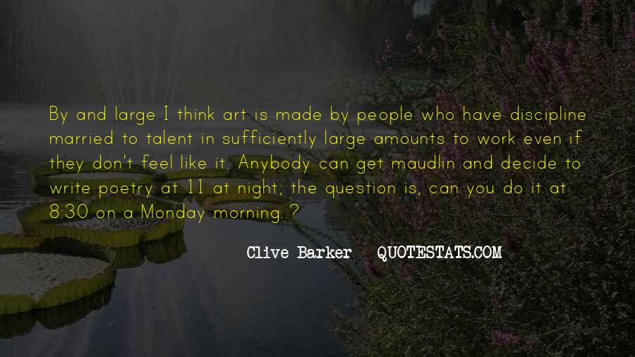 Monday Off Work Quotes #747205