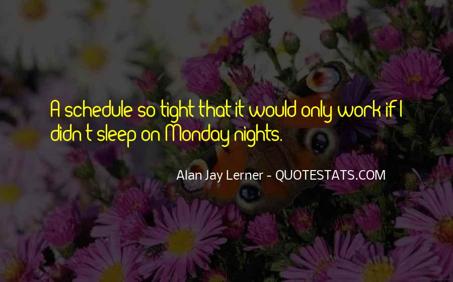 Monday Off Work Quotes #966835