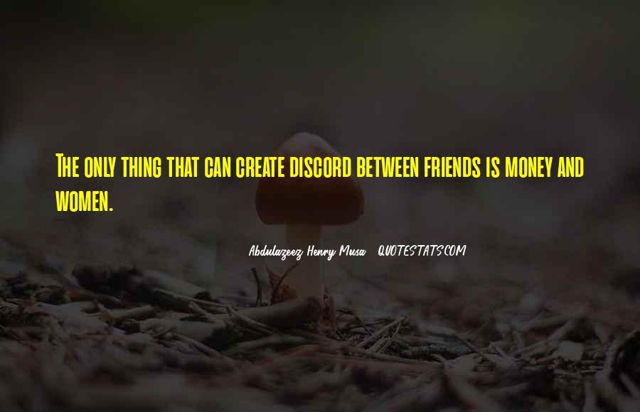Money Between Friends Quotes #81030