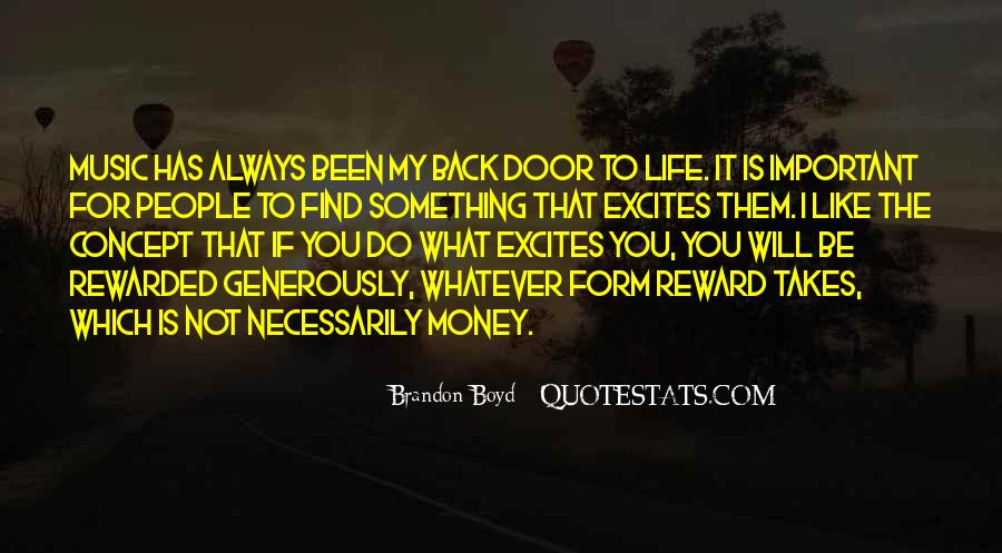 Money Important In Our Life Quotes #871845