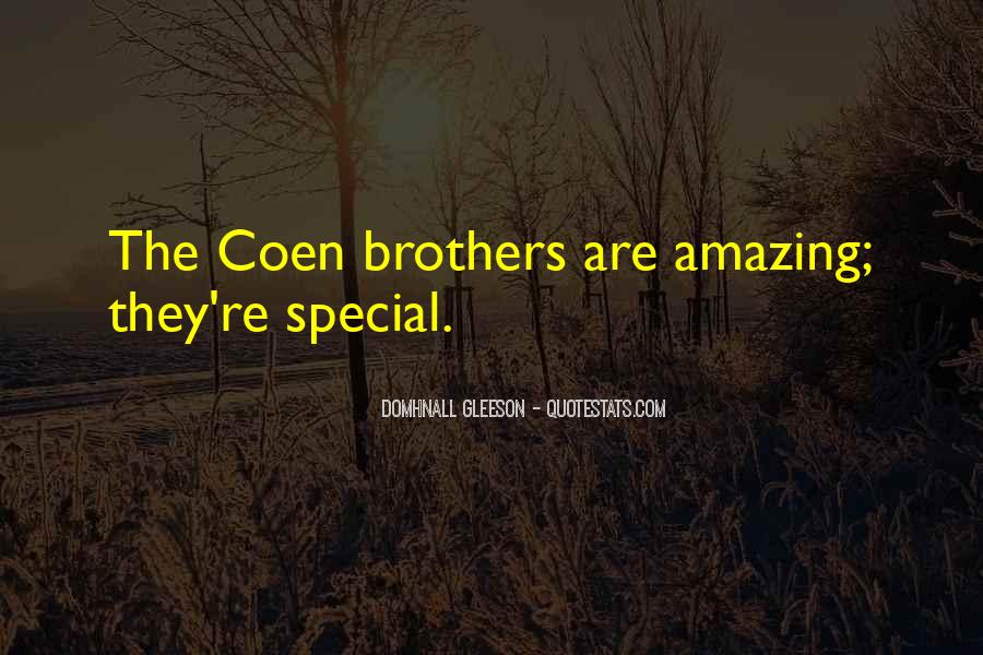 Quotes About Coen #1036562