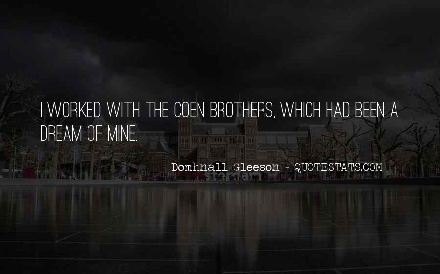 Quotes About Coen #1181677