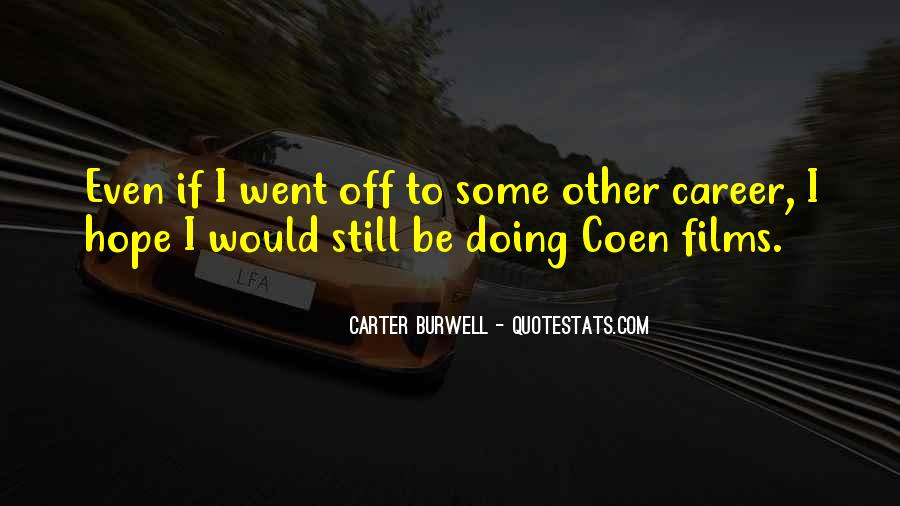 Quotes About Coen #1323996