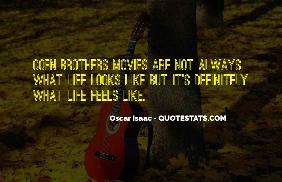 Quotes About Coen #1644282