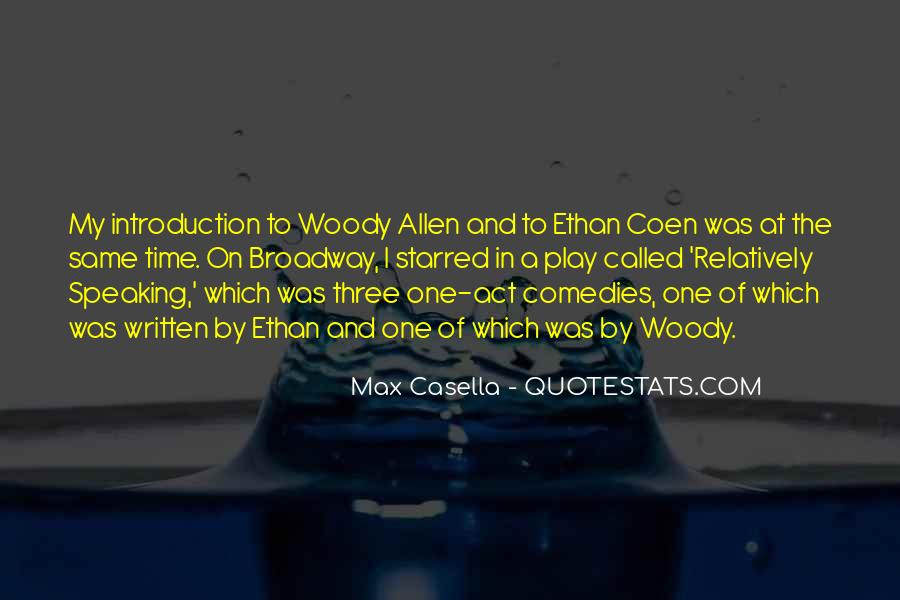 Quotes About Coen #1763052