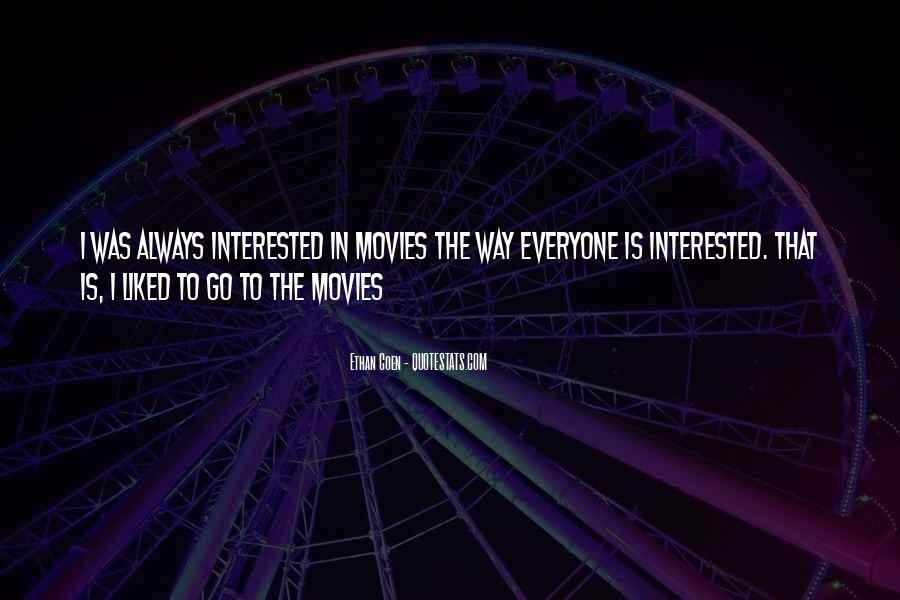 Quotes About Coen #512657