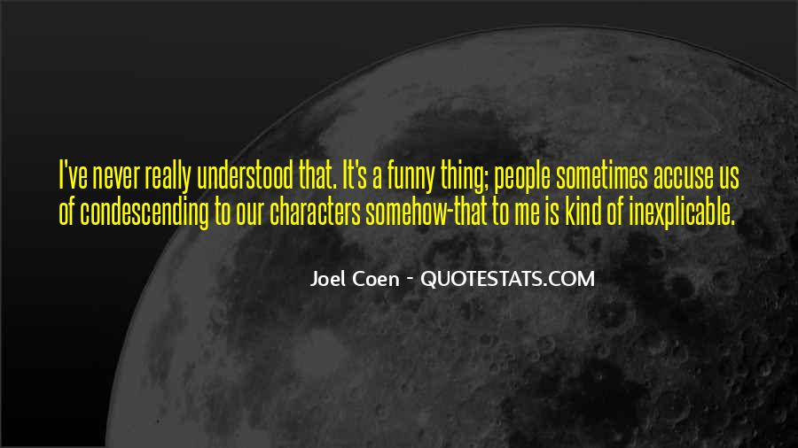 Quotes About Coen #525696