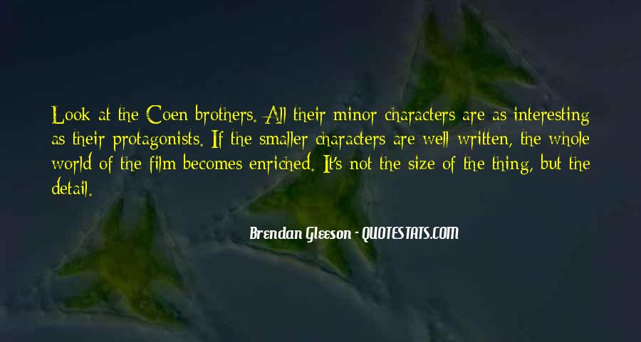 Quotes About Coen #640488