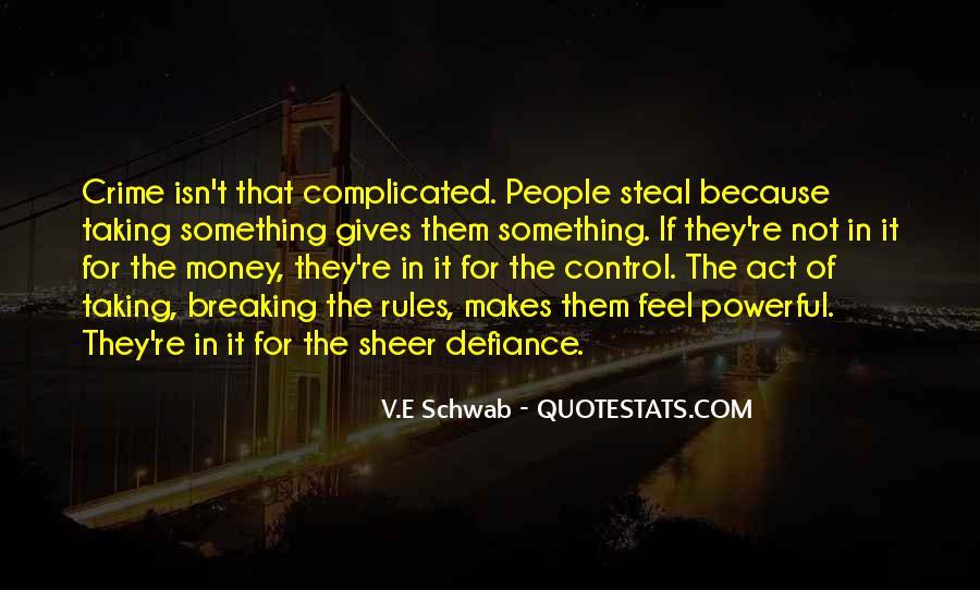Money Makes Many Quotes #150121