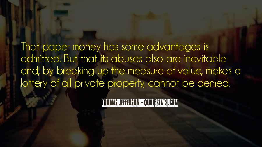 Money Makes Many Quotes #172245
