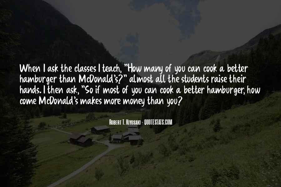 Money Makes Many Quotes #1736526