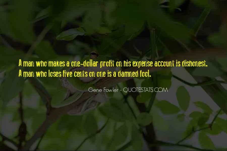 Money Makes Many Quotes #2249