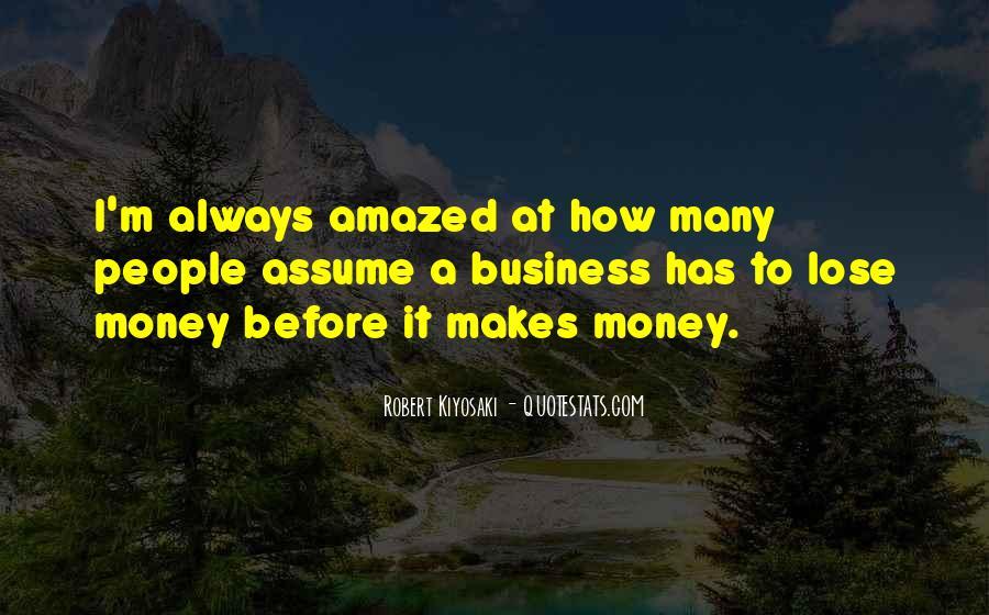 Money Makes Many Quotes #278113