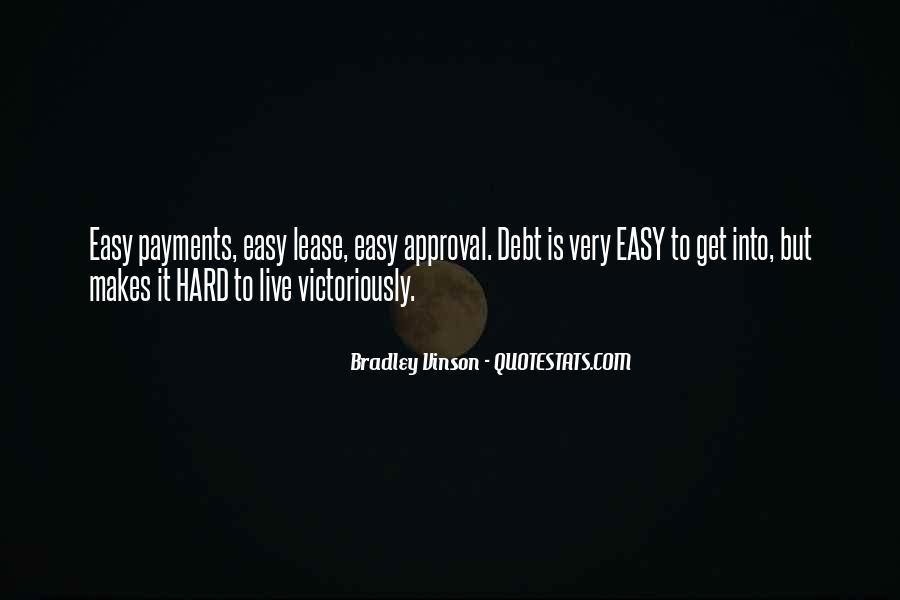 Money Makes Many Quotes #4360