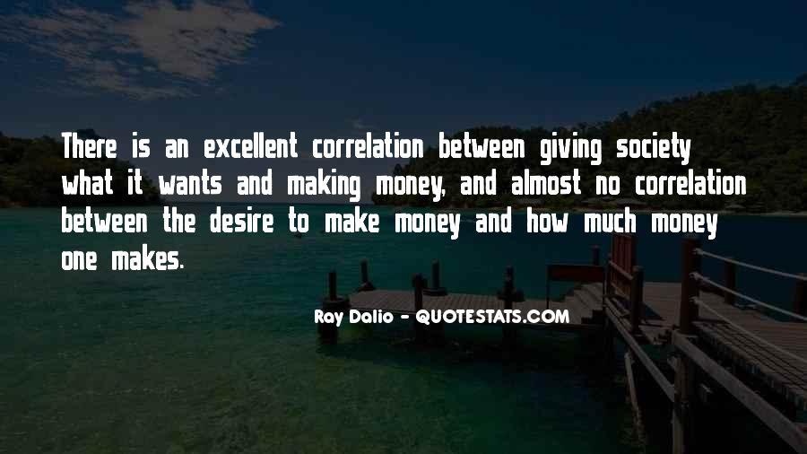 Money Makes Many Quotes #54258
