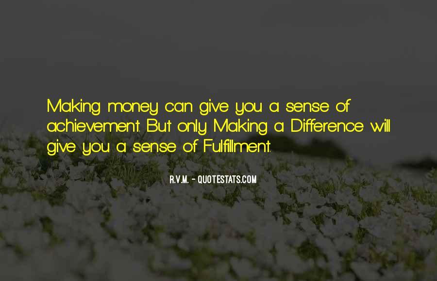 Money Making Motivation Quotes #283770