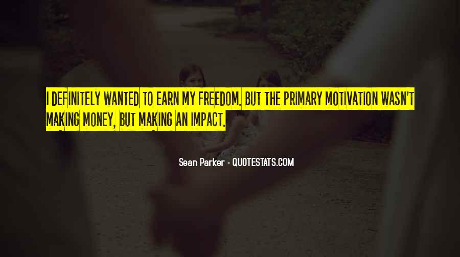 Money Making Motivation Quotes #895488