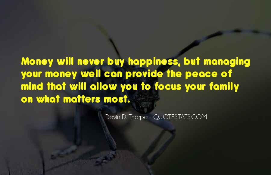 Money Managing Quotes #1506499
