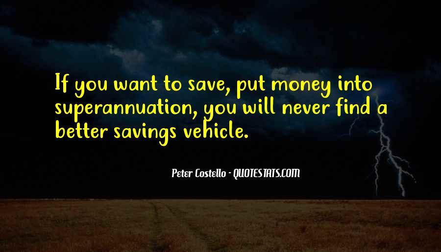 Money Save Quotes #122685