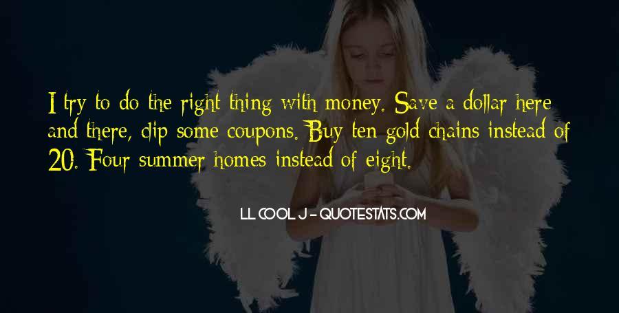 Money Save Quotes #147543