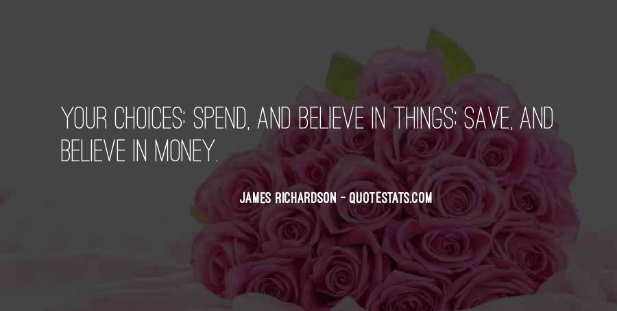 Money Save Quotes #219636