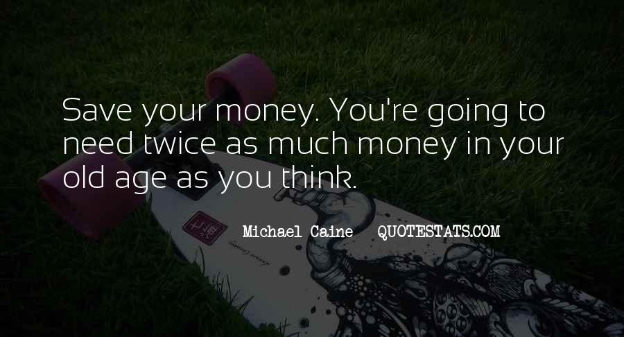 Money Save Quotes #223760