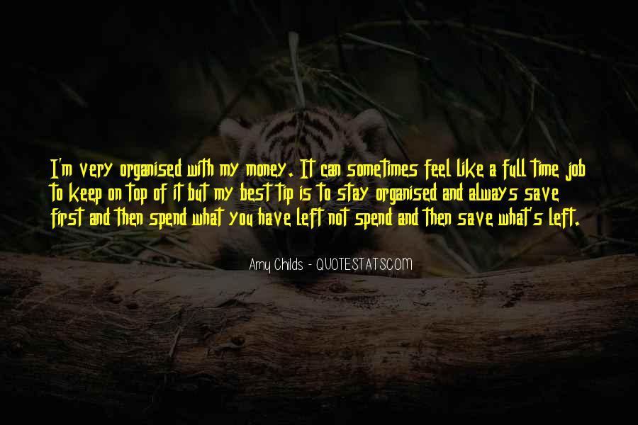 Money Save Quotes #250505