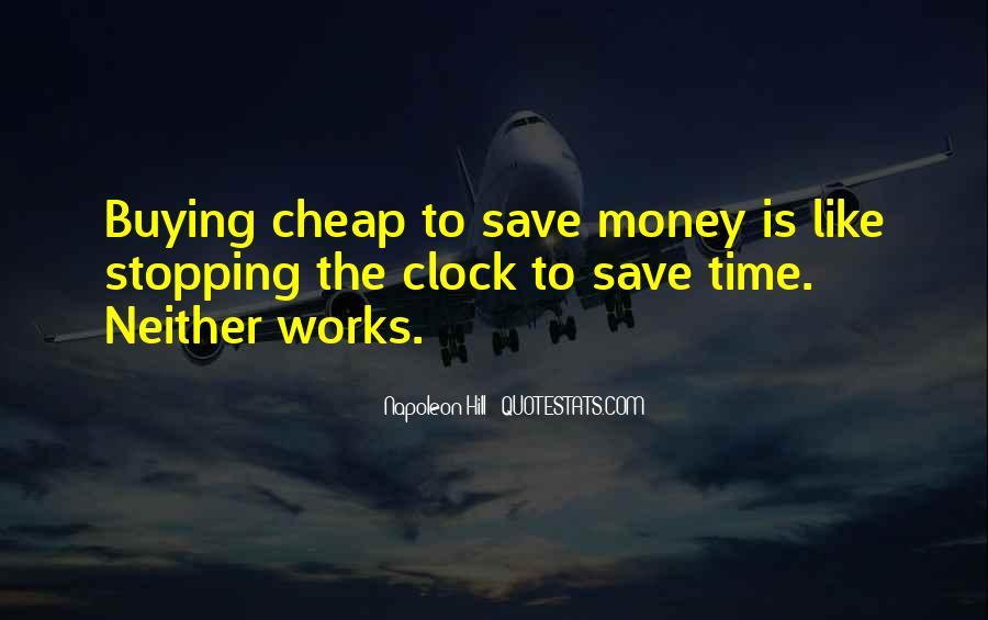 Money Save Quotes #252761