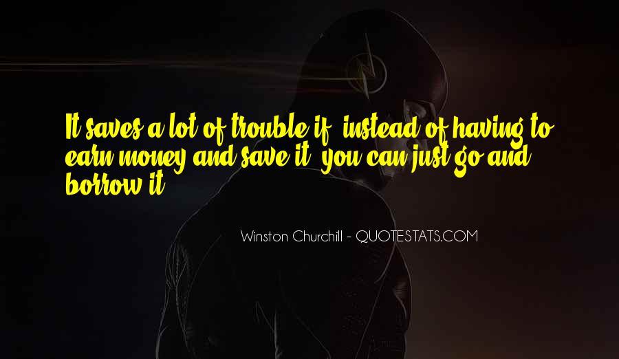 Money Save Quotes #354575