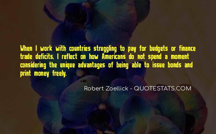 Money Struggling Quotes #173450