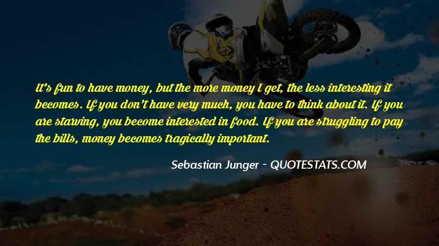 Money Struggling Quotes #605488
