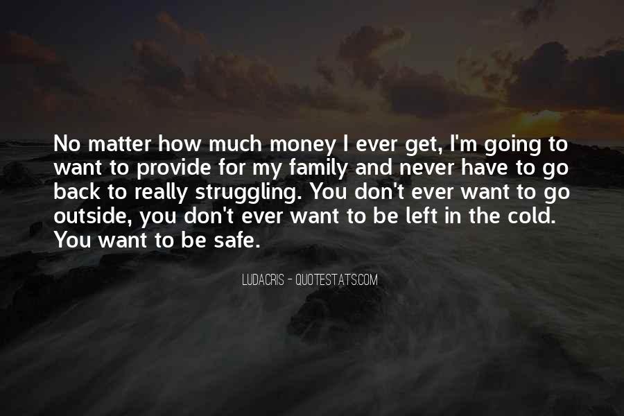 Money Struggling Quotes #80515