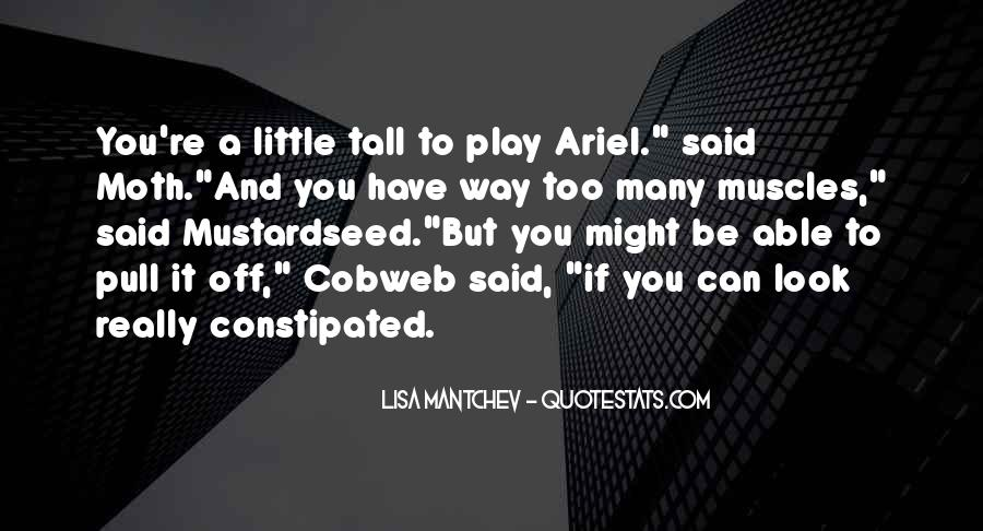 Quotes About Cobweb #1683944
