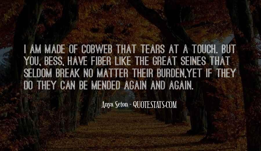 Quotes About Cobweb #617872