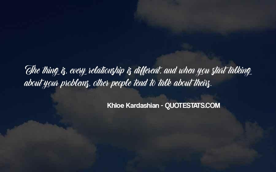 Quotes About Talking About Your Problems #1327343