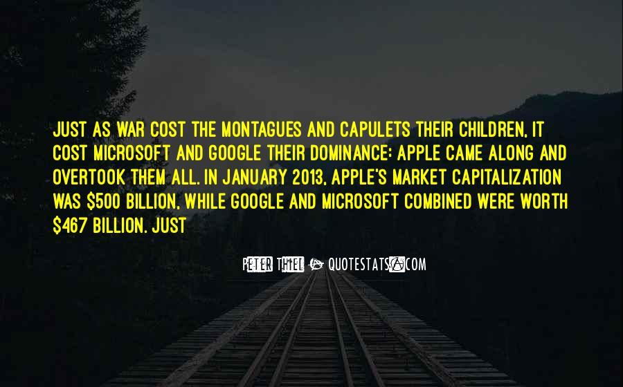 Montagues Quotes #1400294