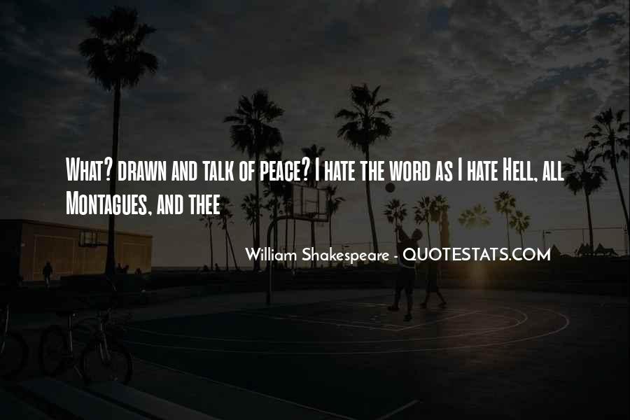 Montagues Quotes #1829981
