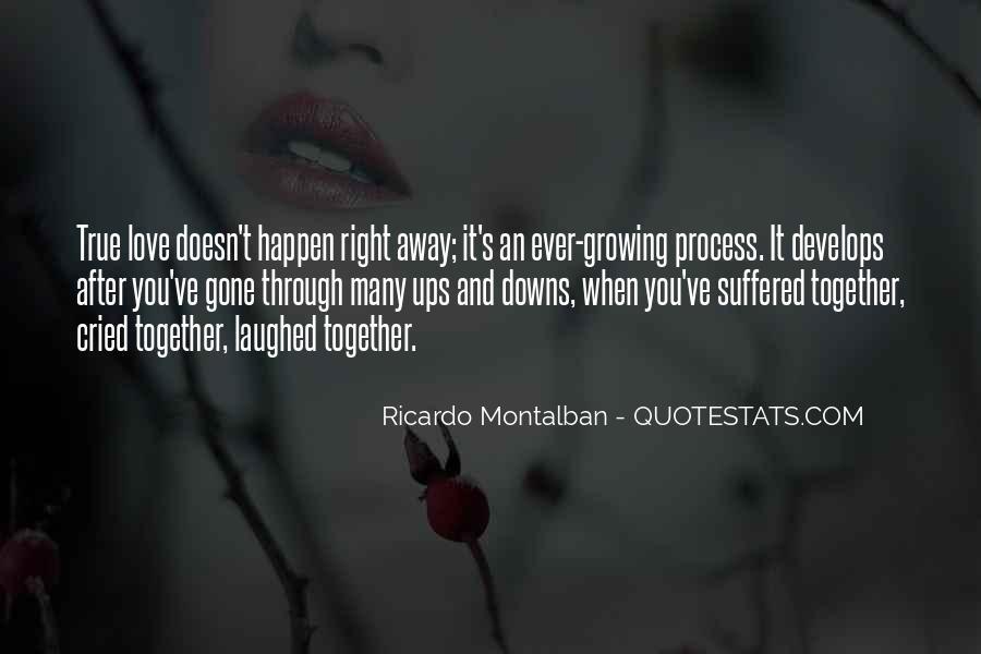 Montalban Quotes #1647888