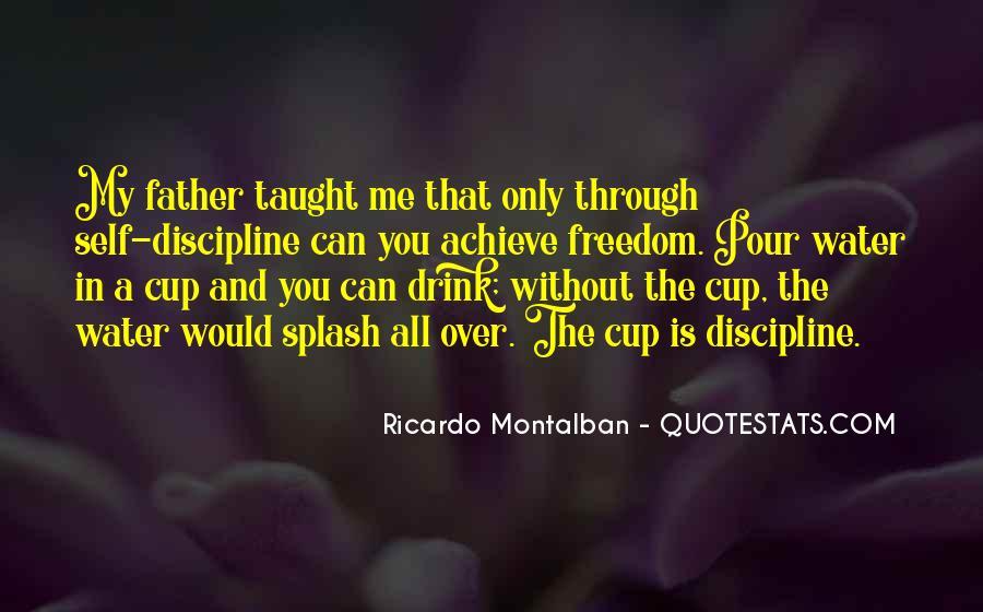 Montalban Quotes #426273