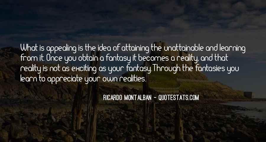 Montalban Quotes #481906