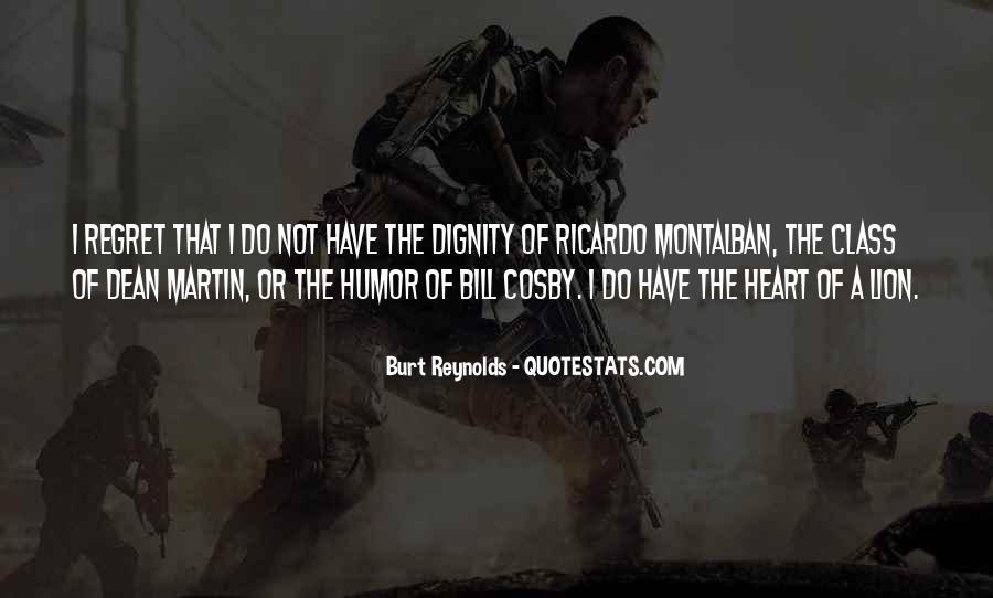 Montalban Quotes #930426