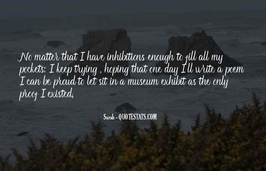Monterey Bay Aquarium Quotes #575291