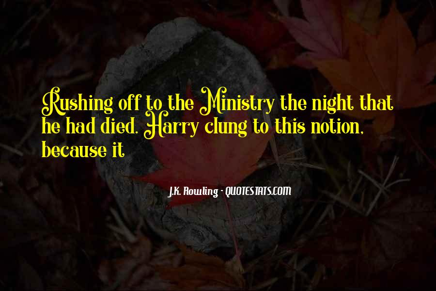 Quotes About Clung #223793