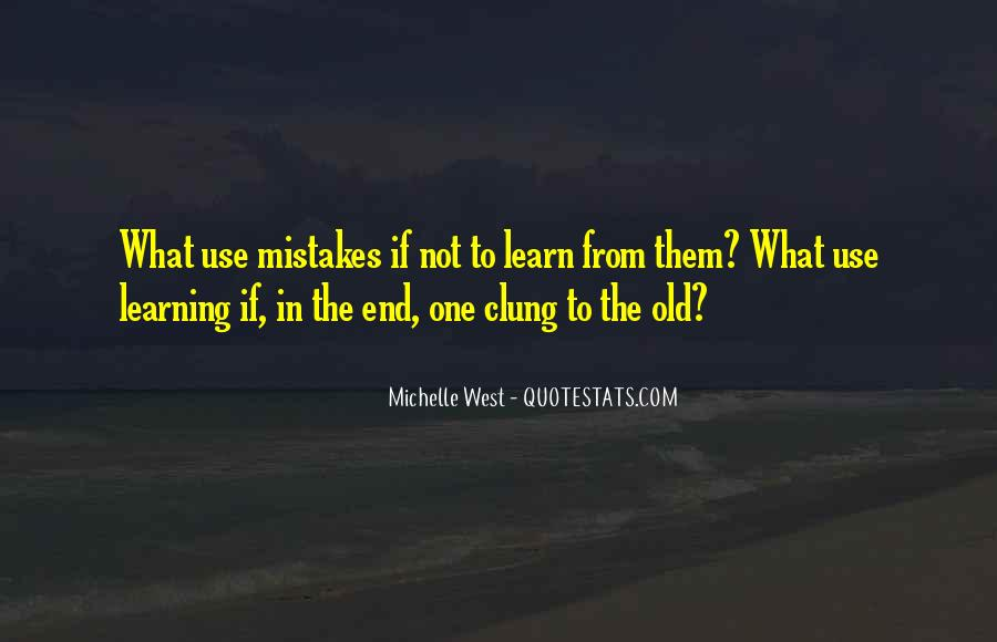 Quotes About Clung #328445