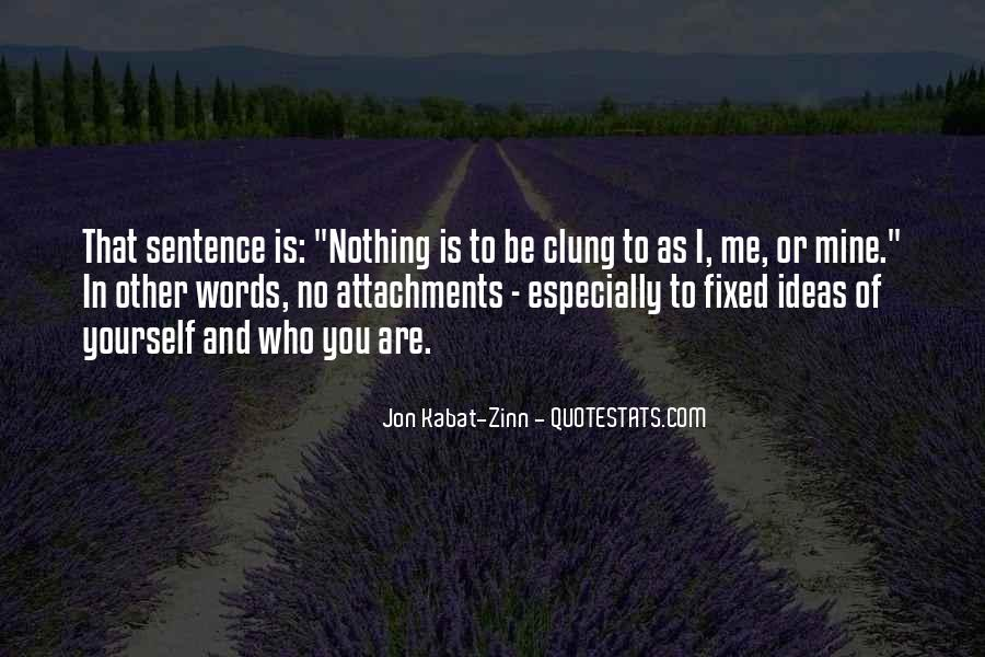 Quotes About Clung #442798