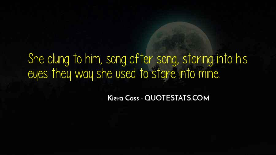 Quotes About Clung #513723