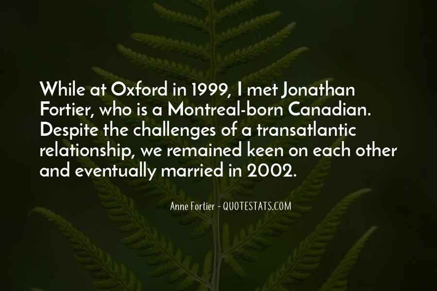 Montreal Canadian Quotes #1854710