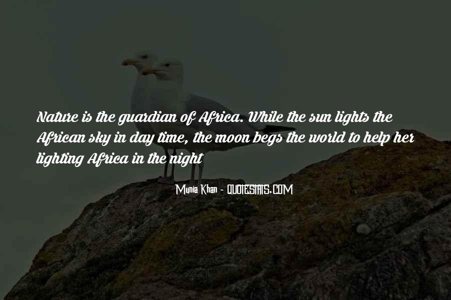 Moon Lights Quotes #1323087