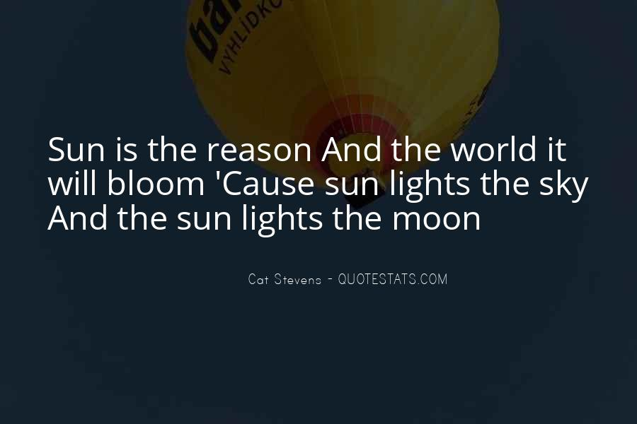 Moon Lights Quotes #1425681
