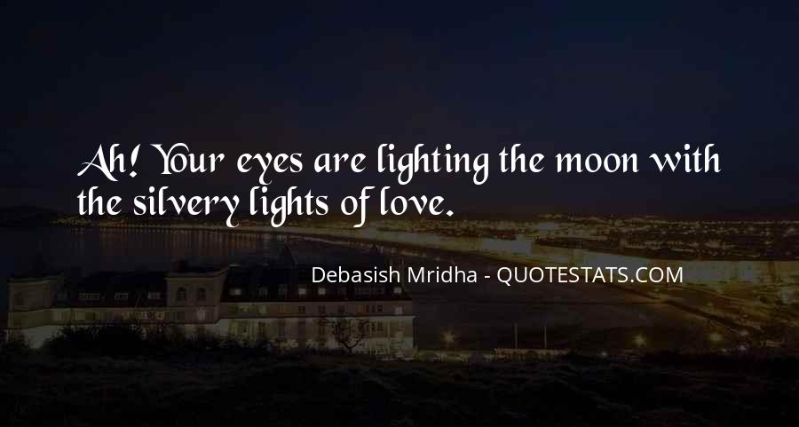 Moon Lights Quotes #264087